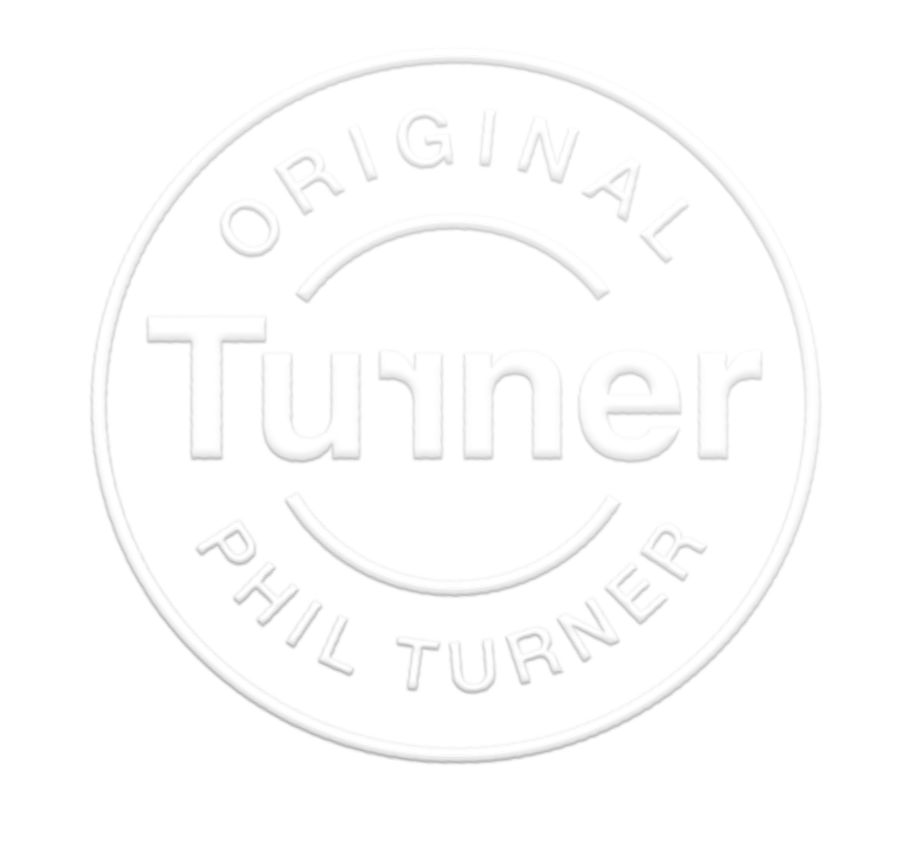 original turner art embossing stamp