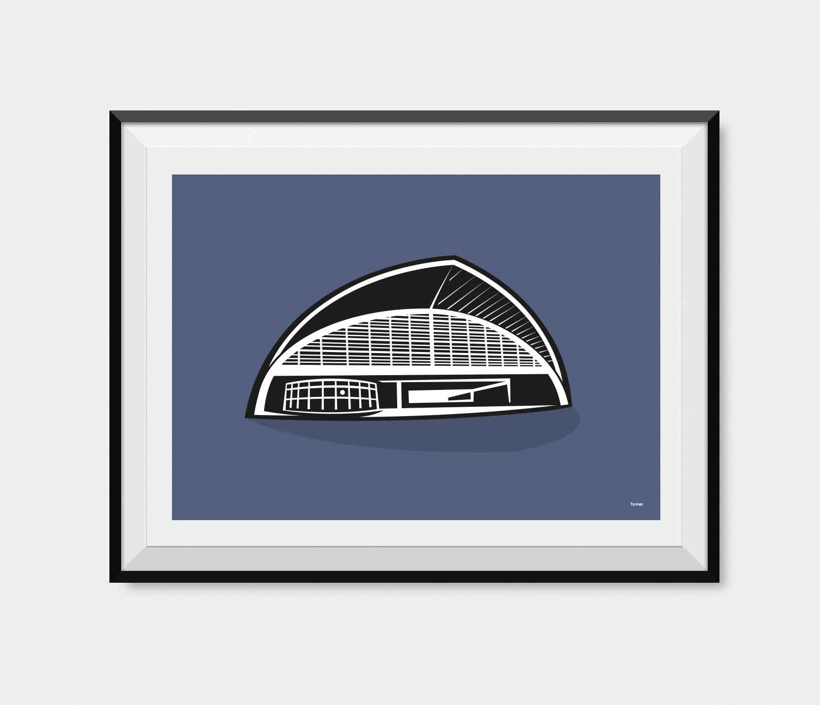 illustration of Oxford Rd Station Manchester