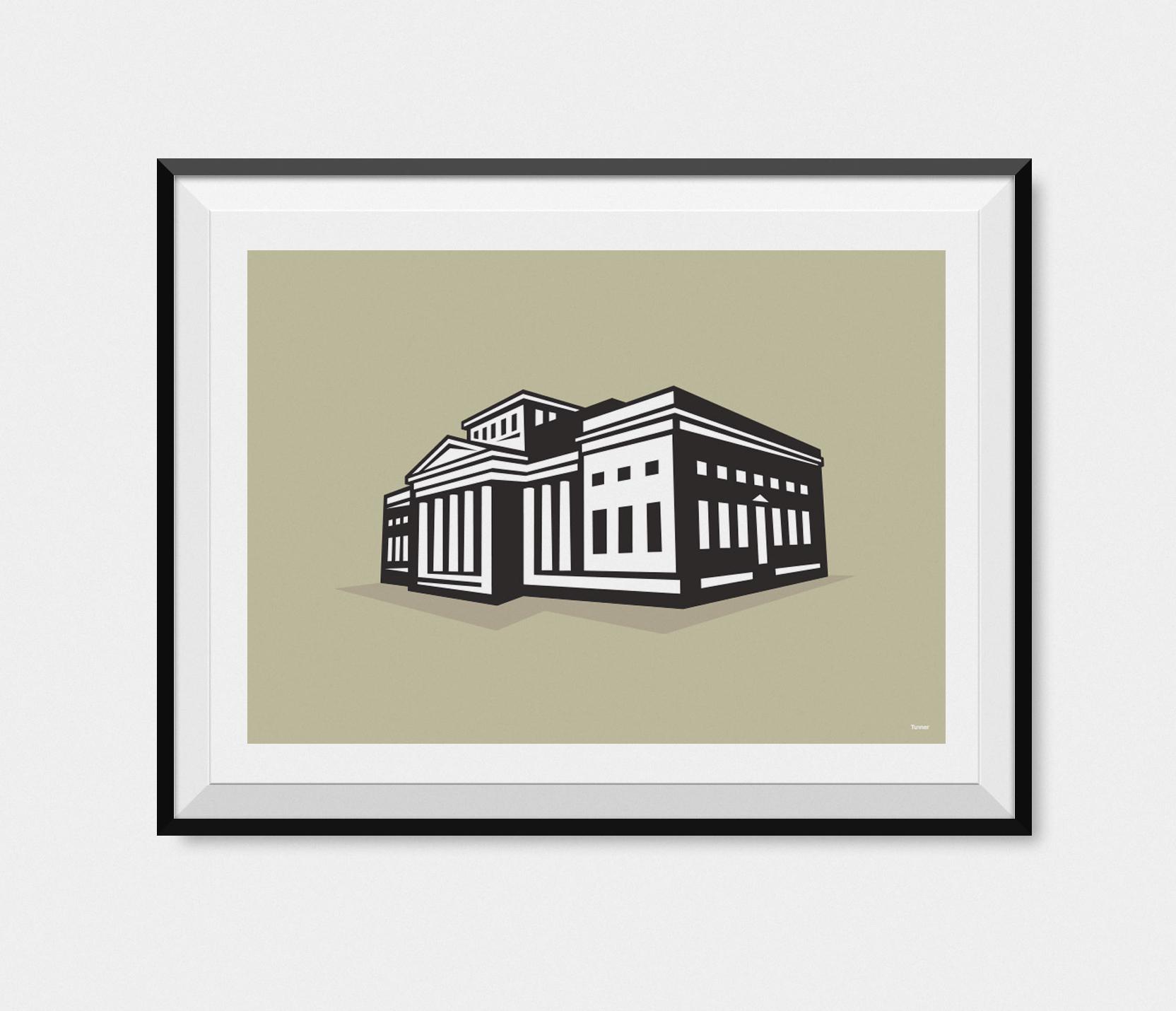 Manchester Art Gallery print