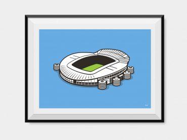 Manchester City, Etihad Stadium