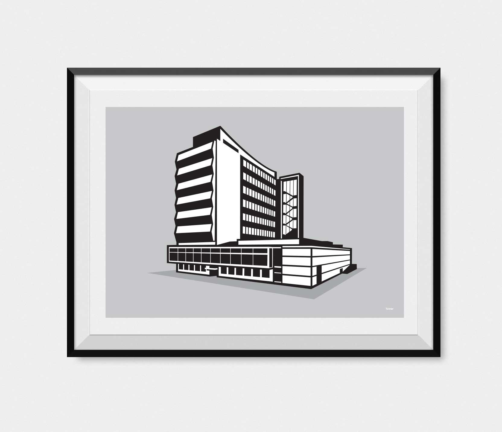 Renold Building Manchester University